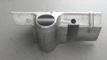 1970-1979; C3; Lower Rear Ignition Heat Shield; RH Passenger