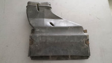1976-1978; C3; Single Snorkel Air Cleaner Duct; Air Intake Box