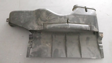 1980-1981; C3; Dual Snorkel Air Cleaner Duct; Air Intake Box