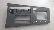 1984-1989; C4; Center Console Shift Trim Plate; NOS