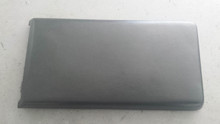 1984-1989; C4; Vinyl Center Console Door Arm Rest; BLACK