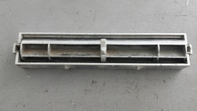 1968-1968; C3; Air Condition Dash Vent Grille Deflector; Center