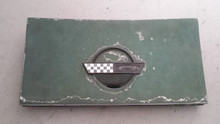 1984-1996; C4; Coupe; Fuel Gas Door Lid and Hinge