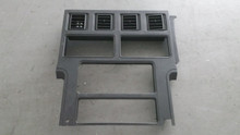 1984-1989; C4; Radio Surround Trim Bezel; PARTS ONLY