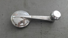 1953-1962; C1; Manual Window Crank Handle & Chrome Knob