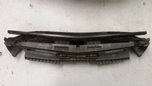 1984-1990; C4; Front Bumper Reinforcement Impact Bar, Absorber & Retainer