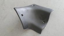1978-1982; C3; Interior Rear Corner Molding Trim; LH Driver