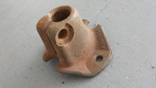 1963-1966; C2; Steering Coupler Gear Box Rag Joint Collar ONLY