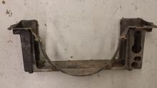 1985-1989; C4; Lower Radiator Cooling Capsule Support Shroud