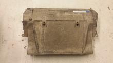 1990-1996; C4; Front Radiator Air Deflector Baffle Shroud