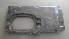 1986-1989; C4; Rear Speaker Housing; RH Passenger