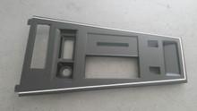 1977-1982; C3; Center Console Shift Trim Plate; PWR Windows