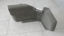 1998-2000; C5; Convertible; Rear Trim Carpet; LH Driver; GRAY