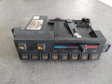 1992-1993; C4; Manual A/C Controller