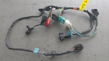 1997-2004; C5; Seat Track Wire Harness; LH Driver; 7 Connector
