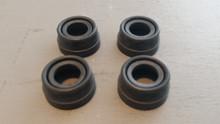 1997-2004; C5; Brake Caliper Bracket Boots; Axle Set x4