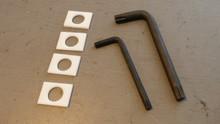 1997-2004; C5; Seat Track Repair Kit