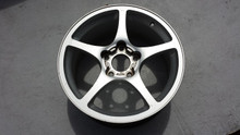 2000-2004; C5; Painted Front Wheel Rim 17 x 8.5