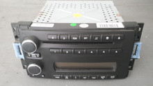 2005-2013; C6; Stock Radio CD Player; For Multi CD Changer