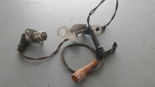 1986-1987; C4; Front ABS Wheel Speed Sensor; RH Passenger
