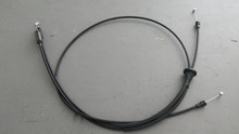 1984-1996; C4; Hood Release Cable