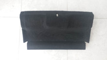 1998-2000; C5; Convertible; Rear Trim Carpet; Center; BLACK