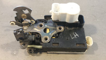1997-2004; C5; Electronic Door Lock Mechanism; LH Driver