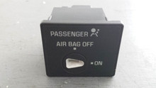 2000-2004; C5; Passenger Air Bag Shut Off Switch