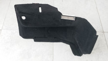 1997-2004; C5; Coupe; Rear Trim Carpet; LH Driver; BLACK