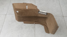 1997-2004; C5; Coupe; Rear Trim Carpet; LH Driver; OAK
