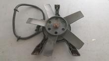 1985-1989; C4; Radiator Cooling Fan & Motor; Auxiliary