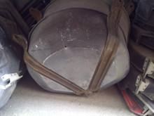 1968-1982; C3; Spare Tire Tub