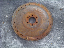 1968-1981; C3; Flywheel; 4 Spd Manual