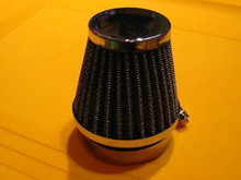 1 UNIVERSAL INDIVIDUAL POD AIR FILTER FILTERS 60MM ID MICRO SPRINT