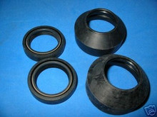 GS450 GS550 GS650 GS750 FORK SEALS & WIPERS