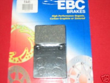 2 CB400 CM400A CB650 CB750 DOHC EBC FA45 BRAKE PADS