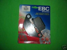 3 ZL600 ZL900 ZL1000 ZG1000 ZN1500 EBC FA85 BRAKE PAD
