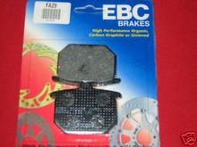 2 CX500, CB900, GL1000, GL1100 EBC FA29 BRAKE PADS