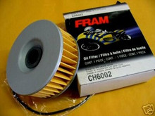 2 XS750 XS850 XS1100 VMAX VENTURE OIL FILTERS FRAM