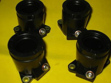 NEW 90-99 FZR600 CARB HOLDERS INTAKE MANIFOLD BOOTS
