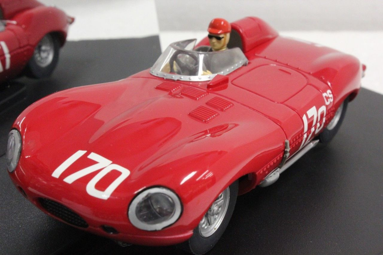 25709 Carrera Evolution Jaguar D Type Scca 1960 170 1 32 Slot Car