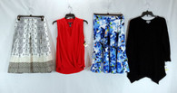 Wholesale Lot of 55 High End Womens Apparel Clothing Mixed Brands Sizes Styles Brand New Manifested #1