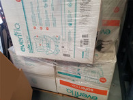 Wholesale Pallet of Evenflo SafeMax Platinum All-in-One Convertible Car Seats