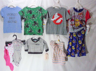 Wholesale Sample Lot of Assorted Infant and Toddler Clothing Brand New 50 Pieces