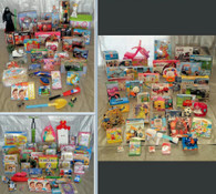 Wholesale Pallet of Kids Toys & Collectibles Approx 120 items! Pallet #1