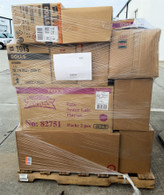 Wholesale Manifested Pallet of Toys and More Frozen TMNT Mego DC Light Damage