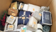 Wholesale Manifested Pallet of Bedding Soft Home Decor #2
