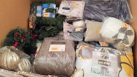 Wholesale Manifested Pallet of Bedding Soft Home Decor #3