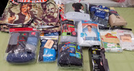 Wholesale Lot of Mens Underwear Boxers Briefs Star Wars, Marvel, Hanes Champion Jockey and More Brand New