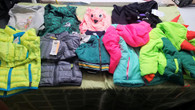 Wholesale Lot of Infant Toddler Jackets Coats Brand New